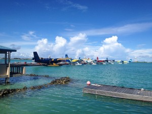 Seaplane Airport in the Maldives. By Packing my Suitcase
